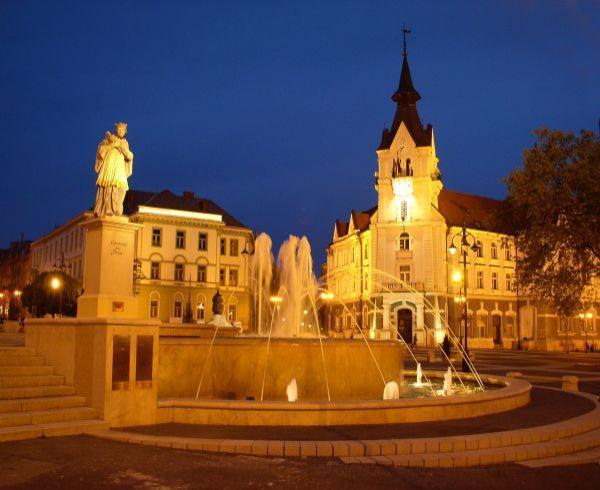 Tovább fejlődik Kaposvár belvárosa