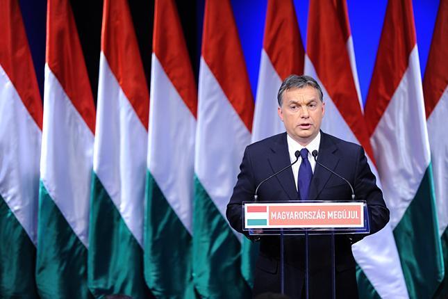 Évértékelő - Orbán: Magyarország mindenek előtt