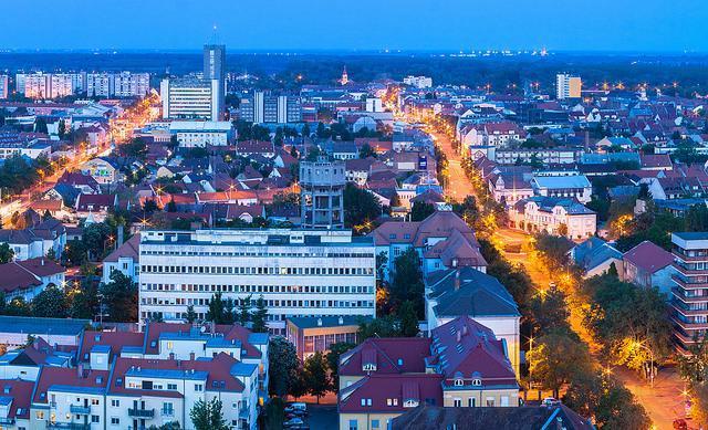 Plusz kormányzati támogatást kapott Szolnok a Véső út és térsége fejlesztéséhez