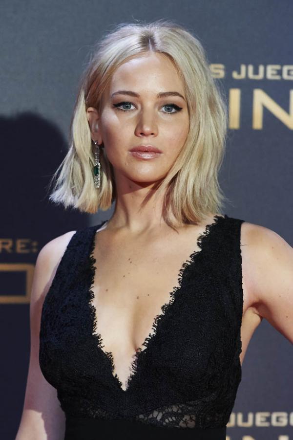 Itt van Budapesten Jennifer Lawrence!!!