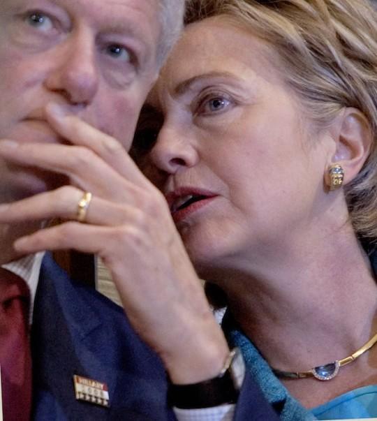Clintonék is ott lesznek Trump beiktatási ünnepségén