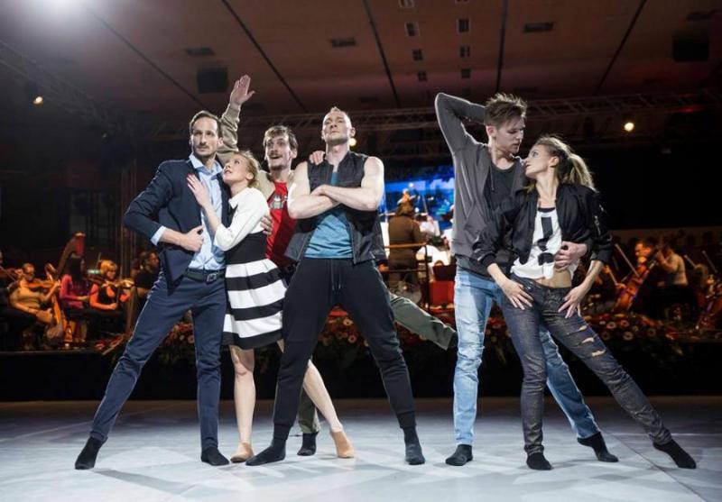 A Pécsi Balett idén is Szolnokon indította az új év programjait