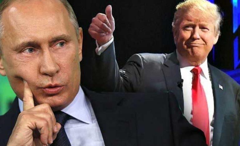 Trump találkozót tervez Putyinnal