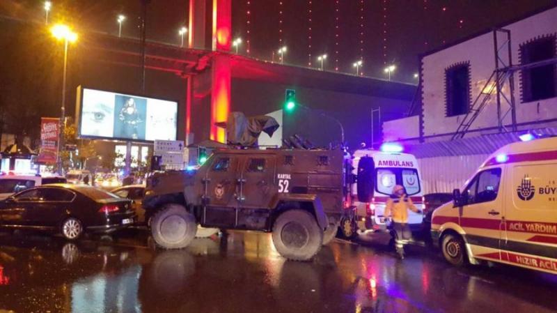 Isztambuli merénylet: beismerte az elfogott gyanúsított a vérengzés elkövetését