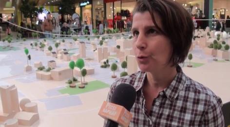 Az igazi zöld Pécs az Árkádban - videó