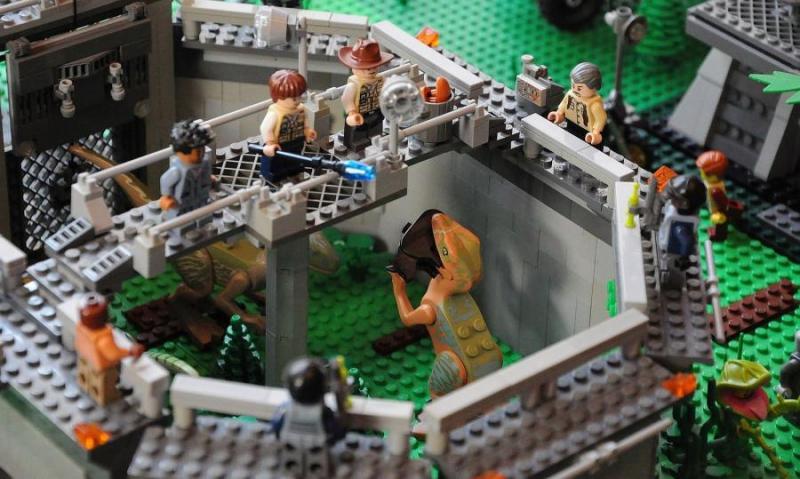 LEGO gyűjteményekből nyílik kiállítás Székesfehérváron