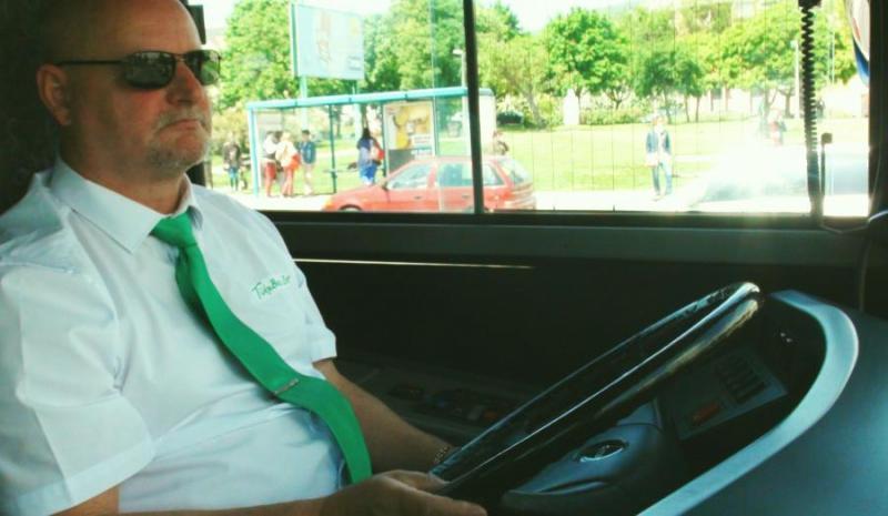 A leghosszabb pécsi buszjárat - videó