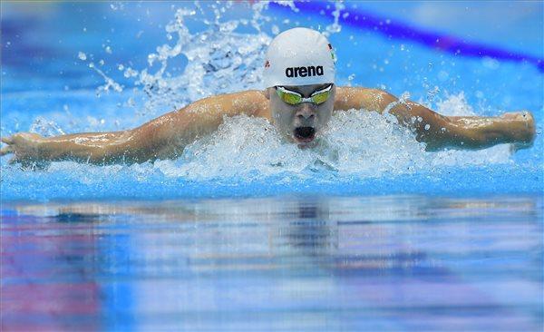 Olimpia: Döntőben a pécsi Kenderesi Tamás