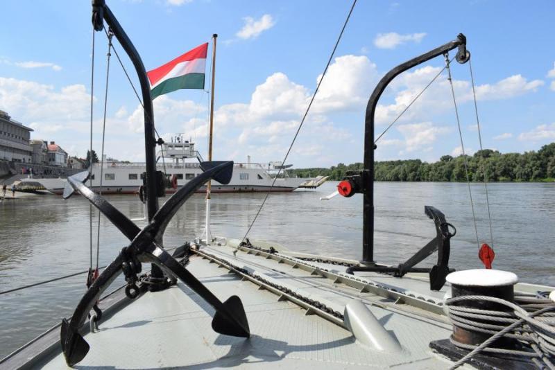 Végeztek a balatoni hajós technikus képzés első diákjai Siófokon