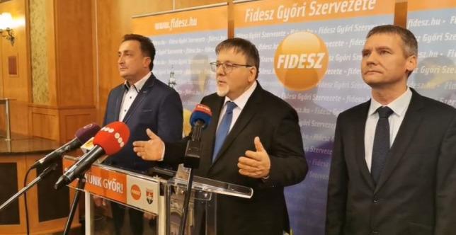 Fölényesen nyerte a győri választást a Fidesz jelöltje