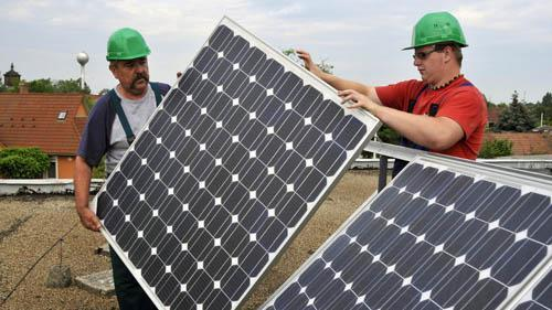 Megvalósult energetikai fejlesztés Encsencs községben