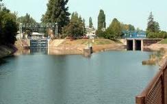 Vízügy: az induló nagyberuházás miatt megnyitották a Sió-zsilipet, lehetővé válik a hajózás a csatornán