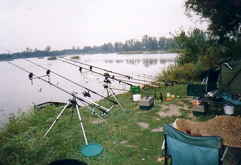Horgászturisztikai központ épül Tiszaroffon